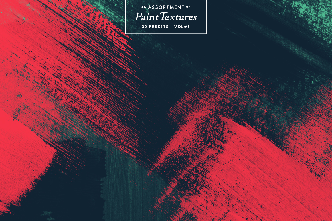 20 Assorted Paint Textures Vol5 Inspiration Hut Marketplace